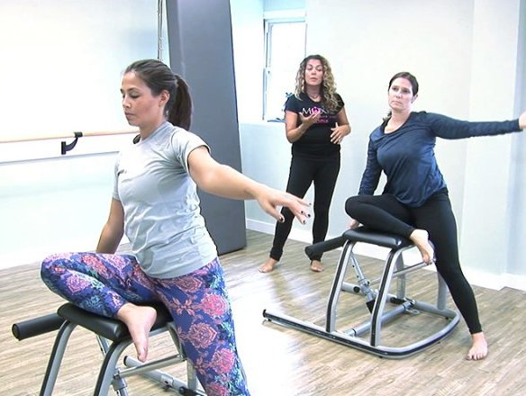 Live Well series: Pilates