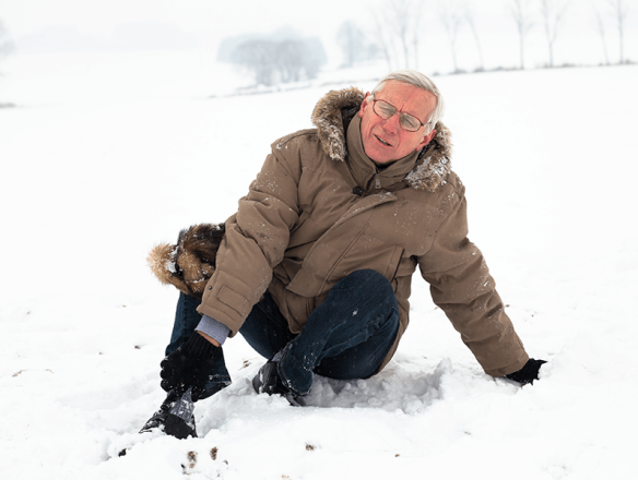 winter fall prevention tips