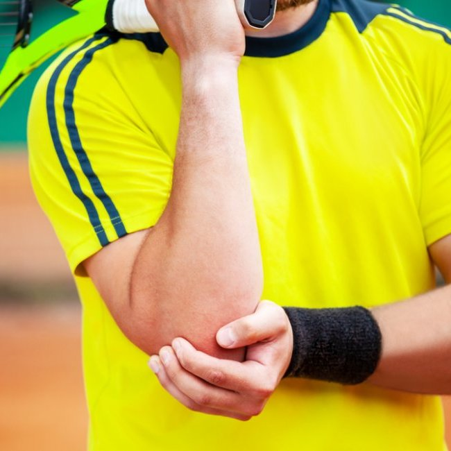 Tendonitis of the Elbow (Tennis Elbow or Golfer's Elbow)